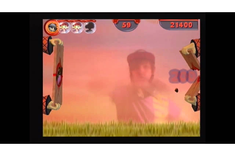 PS2 EyeToy - Eyetoy Play, Game 1: Kung Foo - YouTube