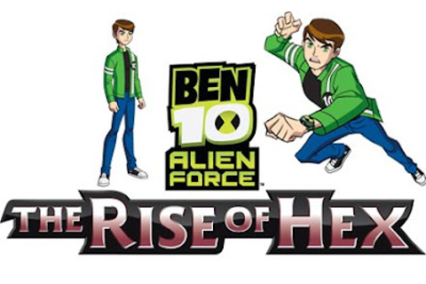 Cartoon Disney Pics: Ben 10 Alien Force: The Rise of Hex ...