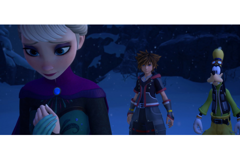 Kingdom Hearts III's Voice Cast Includes Movie Voice ...