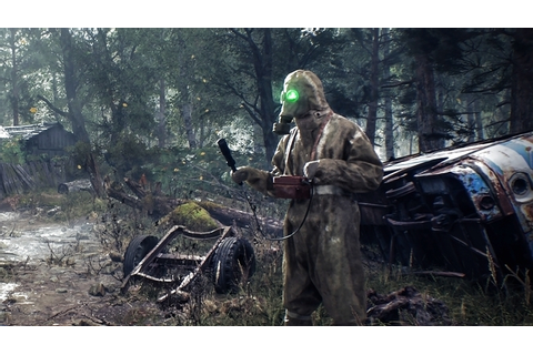 Chernobylite Is A New Survival Horror game That Has real ...