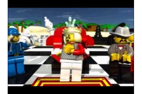 Lego Chess - Old Lost Cutscenes - Exit Game: Outro - YouTube