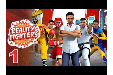 Reality Fighters PS VITA - 1080P Game Options + Single ...