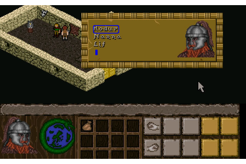 Download Dusk of the Gods rpg for DOS (1991) - Abandonware DOS