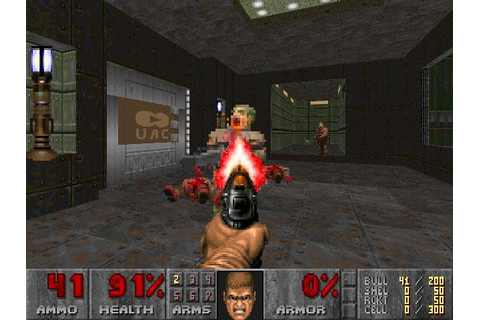 Final Doom - PC Review and Full Download | Old PC Gaming