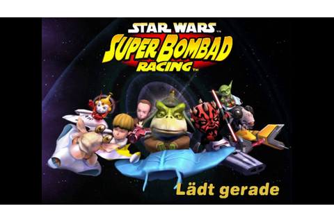 Star Wars: Super Bombad Racing (PS2/2001) - Star Wars goes ...