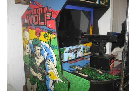 Operation Wolf | arcade video games | Pinterest | Arcade ...