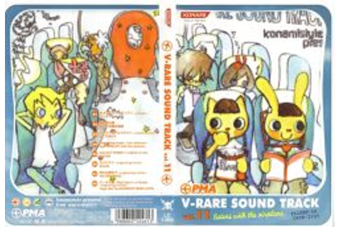 LC-1409 | V-RARE SOUNDTRACK 11 - pop'n music 11 - VGMdb