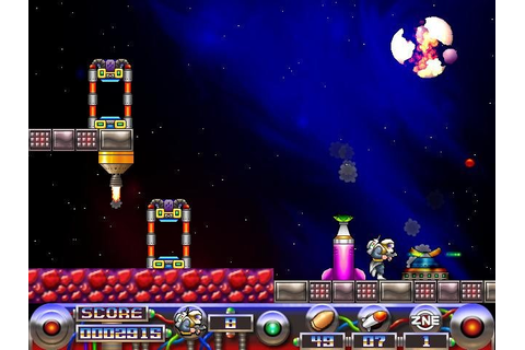 Indie Retro News: Exolon DX - A top quality remake based ...