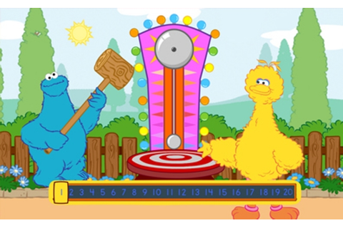 Sesame Street: Cookie's Counting Carnival обзор, Sesame ...