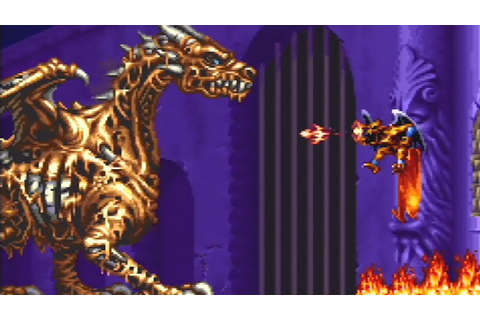 Replay – Gargoyle's Quest Series - Game Informer
