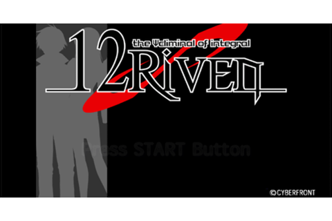 12 Riven The Psi-Climinal of Integral (Japan) PSP ISO Free ...