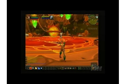 World of Warcraft: The Burning Crusade PC Games Gameplay ...