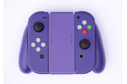 Behold The Majesty Of The GameCube-Styled Nintendo Switch ...