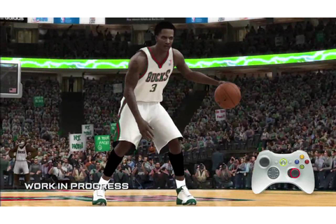 NBA Elite 11 [ PS3 / XBOX 360 ] - Trailer (Teaser e ...