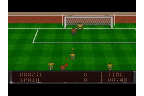 World Soccer 94 Road to Glory (SNES Gameplay) - YouTube
