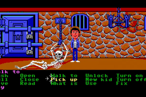 Maniac Mansion is finally available on GOG.com - Polygon