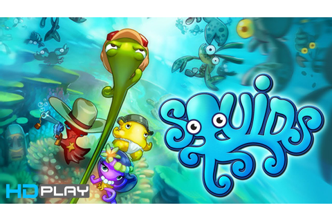 Squids - Gameplay PC | HD - YouTube