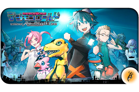 Digimon World Re Digitize ~ Download Game PPSSPP ISO/CSO