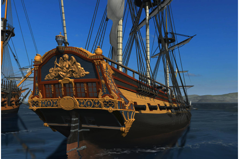 Naval Action - New Multiplayer Age of Sail Game