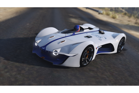 2015 Alpine Vision Gran Turismo Concept [Add-On | Replace ...