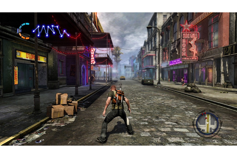 WR: inFamous 2 (PS3) | Game Usagi