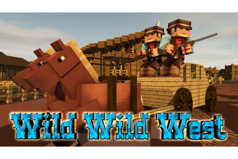 Minecraft GTA 5 | Wild Wild West Grand Theft Auto - Ep 1 ...