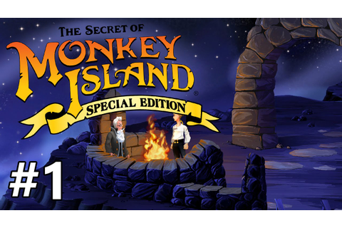 The Secret of Monkey Island (Special Edition) - The ...
