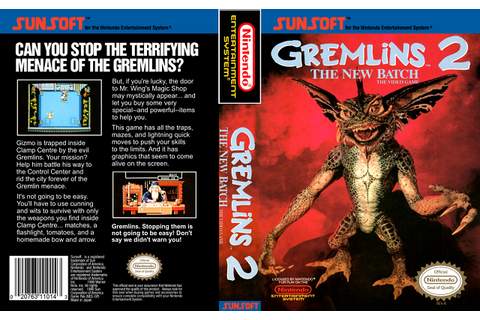 Gremlins 2 – Ventilation Shafts | Culture Games - Culture ...
