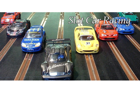Scalextric Slot Car Racing Games for Special Events ...
