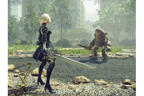 'Nier: Automata': The Wrenching RPG is 2017's Game of the ...