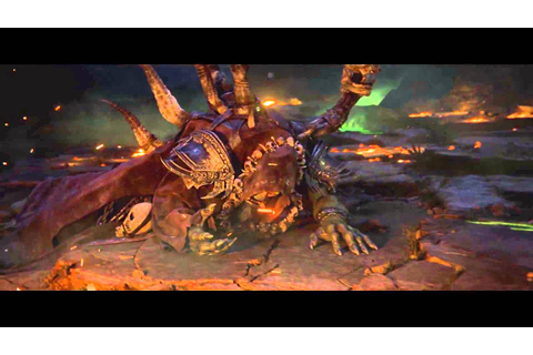 World Of Warcraft Warlords Of Draenor Cinematic, Release ...