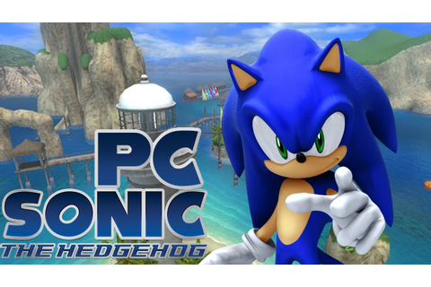 Sonic The Hedgehog 2006 PC Version - Wave Ocean Gameplay ...