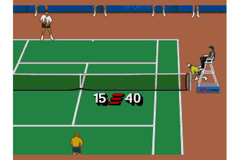 IMG International Tour Tennis Download Game | GameFabrique