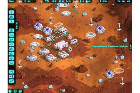 Mars Colonies - Gameplay Timelapse - YouTube