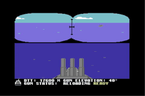 Download Power at Sea (Commodore 64) - My Abandonware