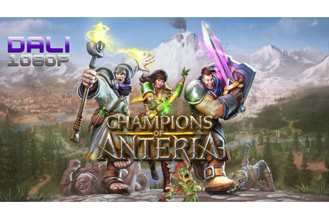 Champions of Anteria PC Game 2016 Free Download | Computer ...