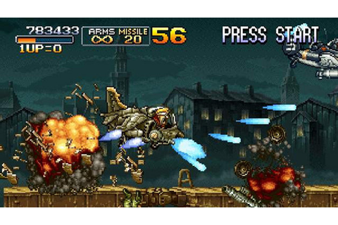 Metal Slug Anthology Game | PS2 - PlayStation