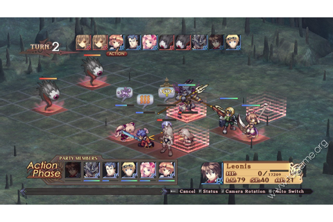 Agarest: Generations of War Zero - Download Free Full ...