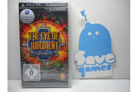 The Eye Of Judgment Legends - Save Games