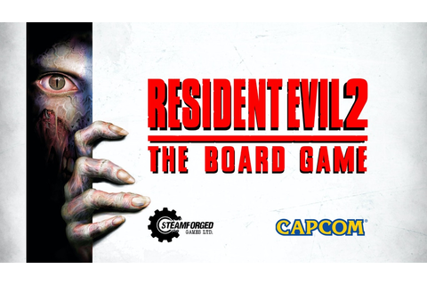 Resident Evil™ 2 - The Board Game by Steamforged Games Ltd ...