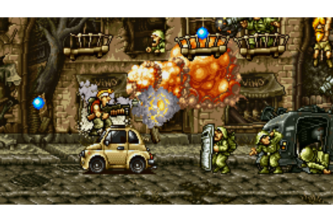 Metal Slug - Full Game | Download PC Games | Free PC ...
