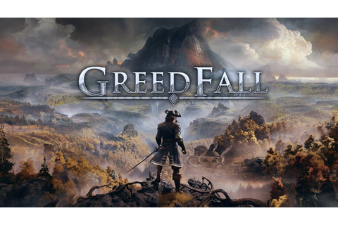 #1 GreedFall 【PS4 PRO】 - YouTube