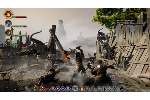 Dragon Age: Inquisition free games pc download