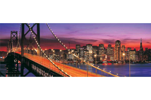 Puzzle Golden Gate Bridge, San Francisco KS-Games-11222 ...