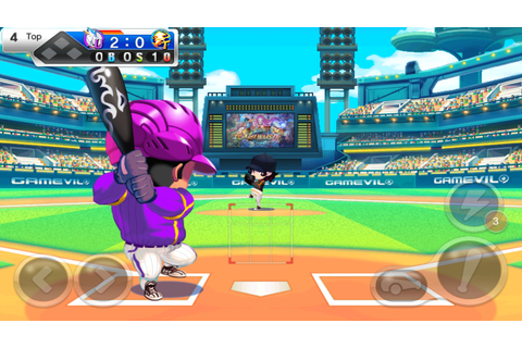 Australian Gaming Scene: Baseball Superstars 2013 [Android ...