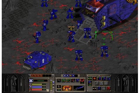 Warhammer 40000: Chaos Gate - Download - Free GoG PC Games