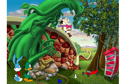 Скриншоты Tiny Toon Adventures: The Great Beanstalk на Old ...
