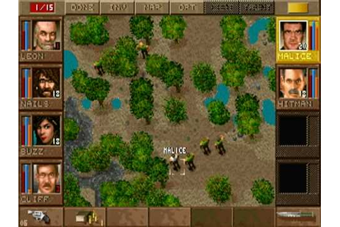 Jagged Alliance: Deadly Games - YouTube