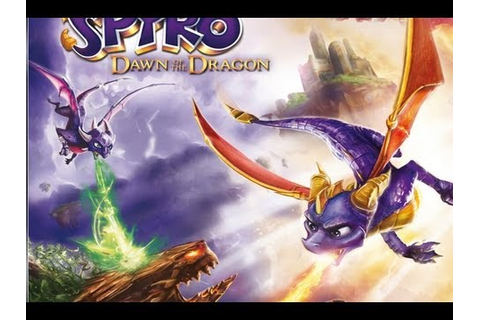 CGRundertow THE LEGEND OF SPYRO: DAWN OF THE DRAGON for ...