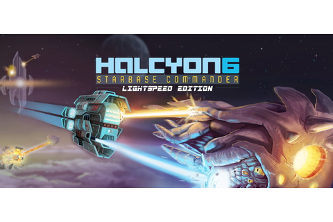 Epic Games : Halcyon 6 – Starbase Commander offert jusqu ...
